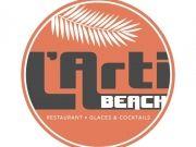 ARTI BEACH Logo
