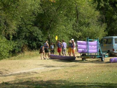 Camping de la Falaise