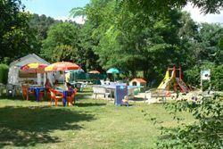 Camping de la vallée du Doux en Ardèche