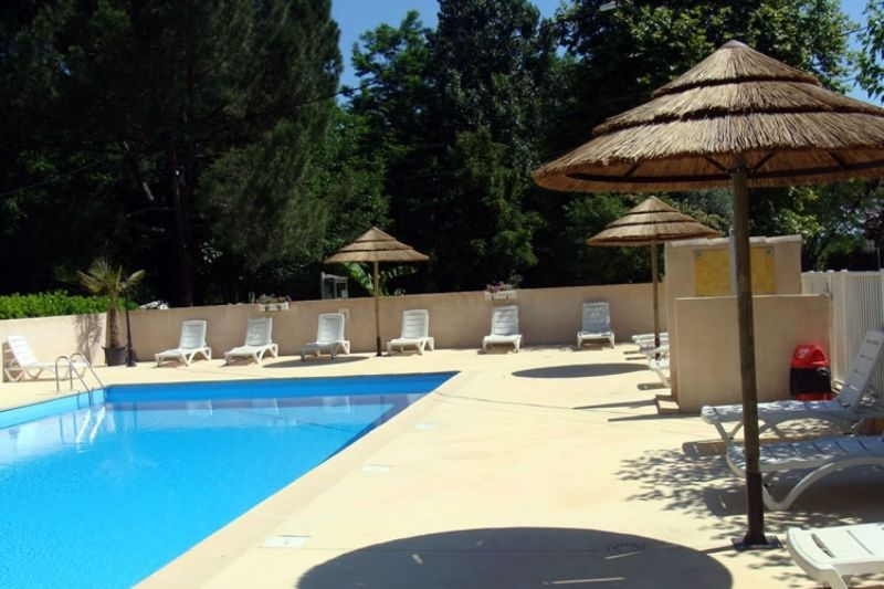 Camping le Chassezac piscine