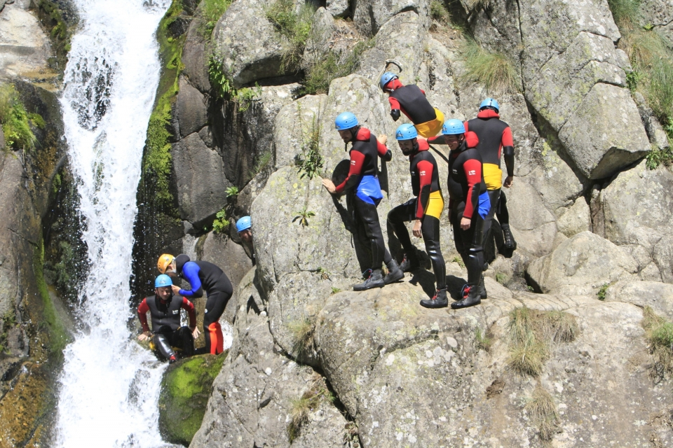 Canyoning Ardeche haute besorgues