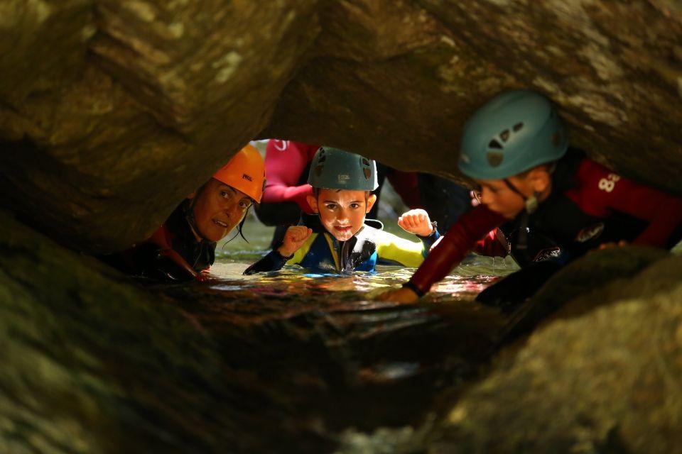 Canyoning Besorgues
