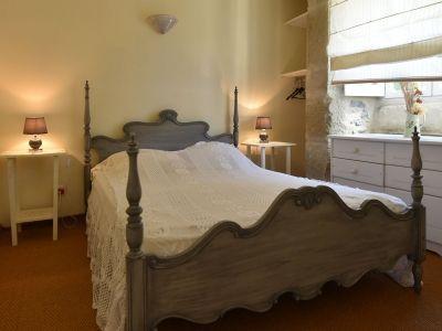 Chambre du Gîte la Casita