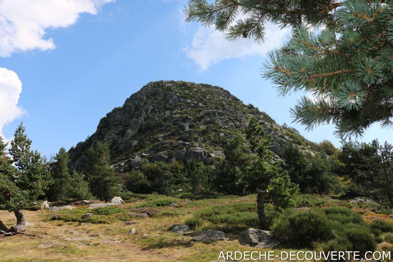 Découvrez le Mont Gerbier de Jonc en Ardèche