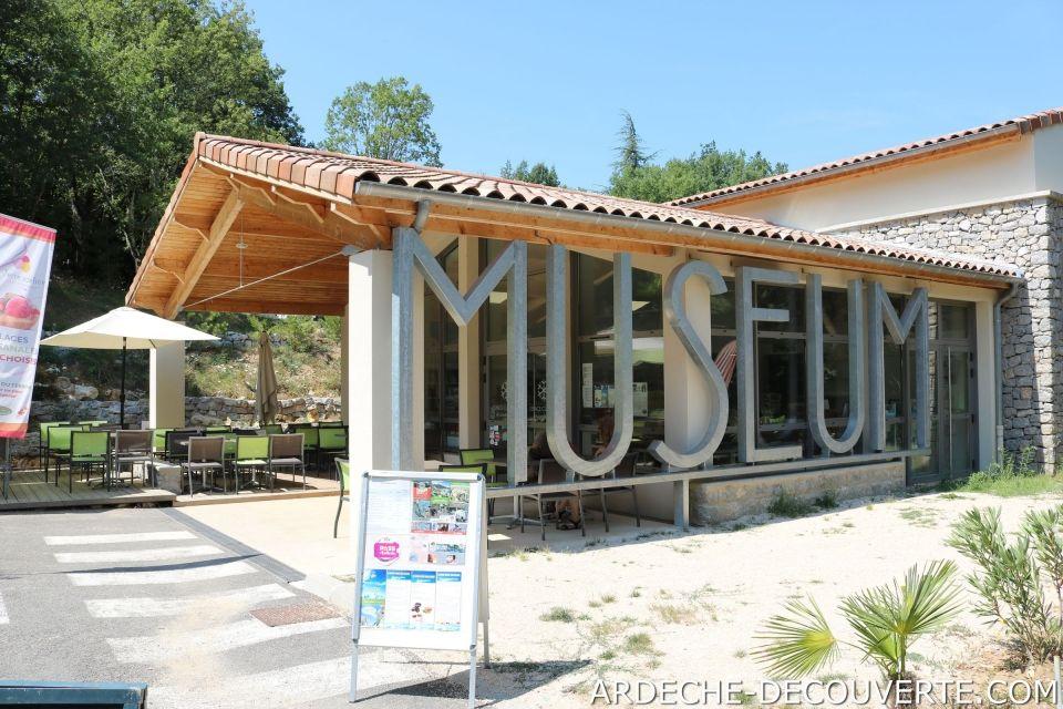 Découvrez le Muséum de l'Ardèche à Balazuc