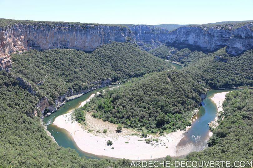 Découvrez Les Gorges de l'Ardèche