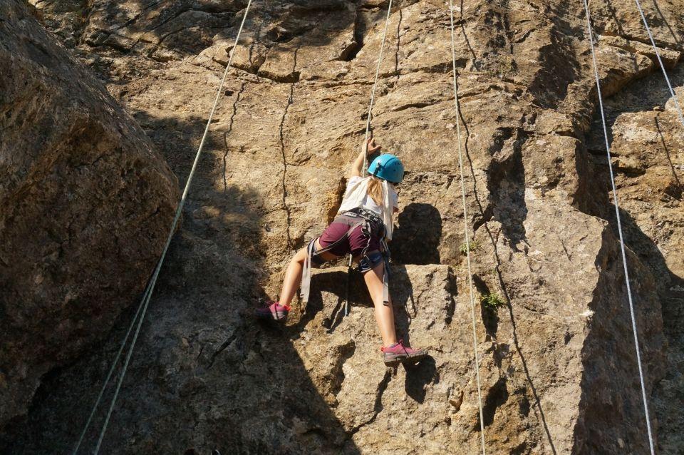 Escalade en Ardèche