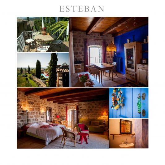 Esteban - 1 à 2 personnes