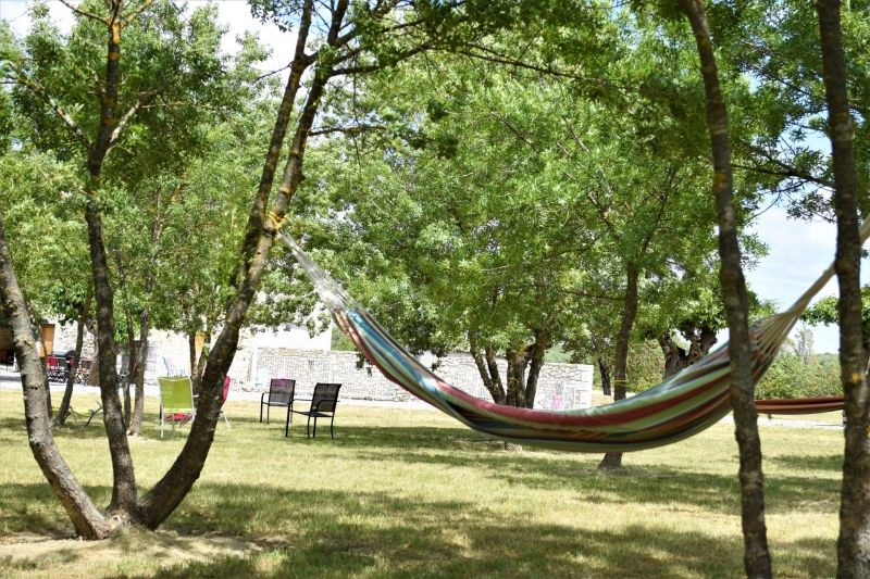 Gite de groupe avec parc ombragé
