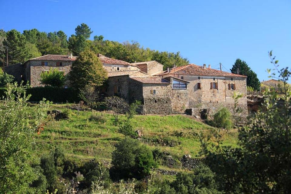 Gîte de Versas, au calme en Ardèche