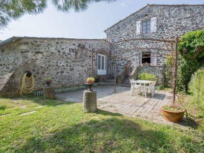 Gite La Cour de l'Olivier à Lussas en Sud Ardèche