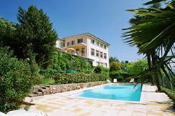 Hôtel la Pinède en Ardèche