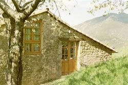 L'Oustaou d'Aizac en Ardèche