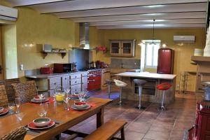 La cuisine du Domaine de Miegessolle