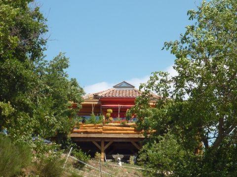 La maison de l'ascension