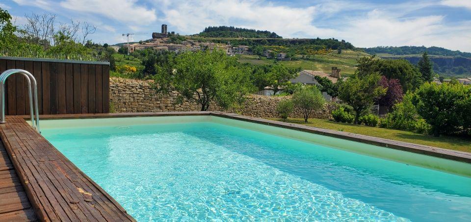 La Maison de Malory, gite avec piscine en Ardèche