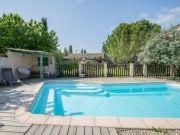 La piscine de La Cour de l'Olivier, chambres d'hôtes en Sud Ardèche