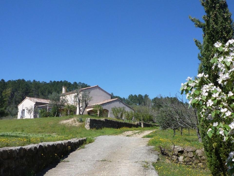 La villa Appolonie Entrée