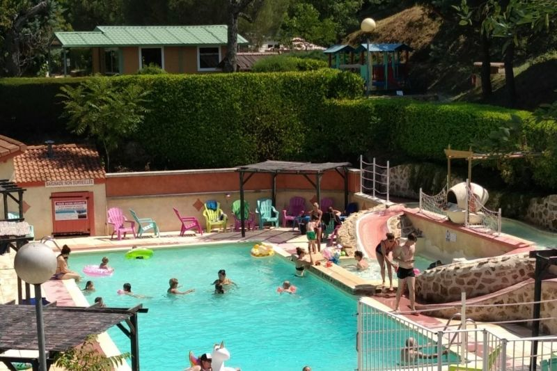 Le Domaine Camping les Roches