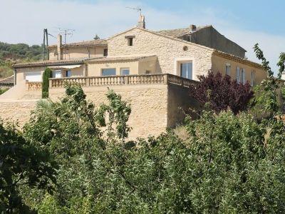 Le Mas d'Eylieux à Saint Montan en Ardèche