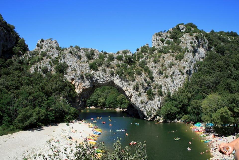 Le Pont d'Arc