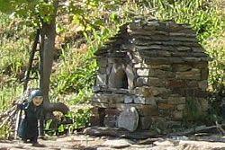 Le Ron des Fades en Ardèche