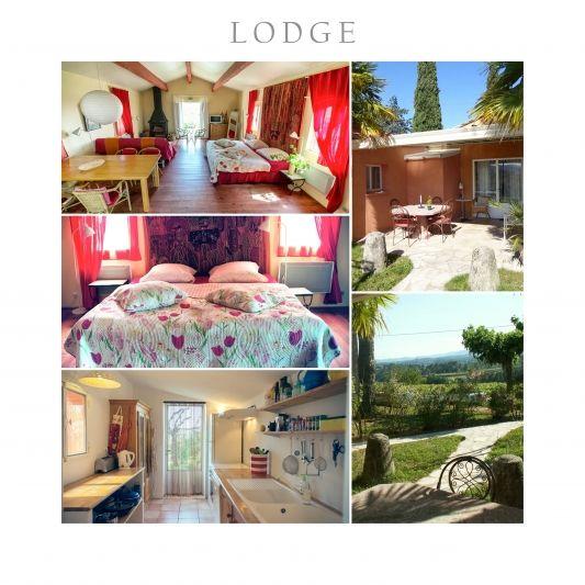 Lodge - 1 à 3 personnes