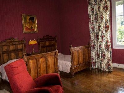 Manoir de Champvert - Les appartements