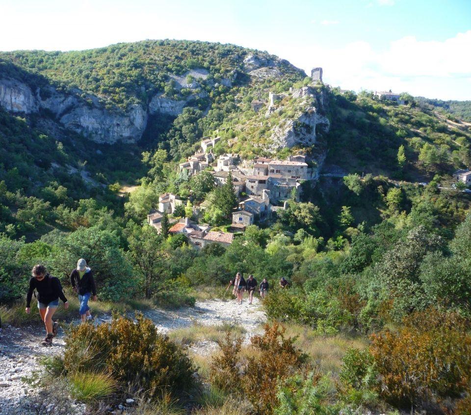 Rando en Ardèche
