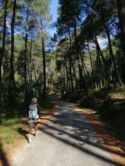 Randonnée Ardèche