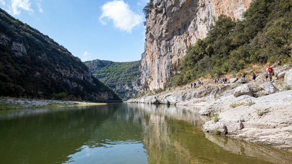Randonnée en Sud Ardèche
