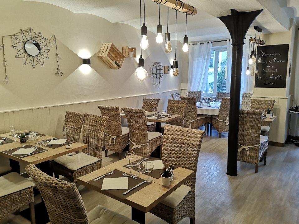 Restaurant l'Auberge de l'Helvie Valvignères