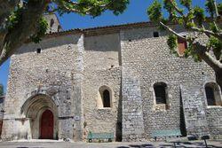 Saint Maurice d'Ibie