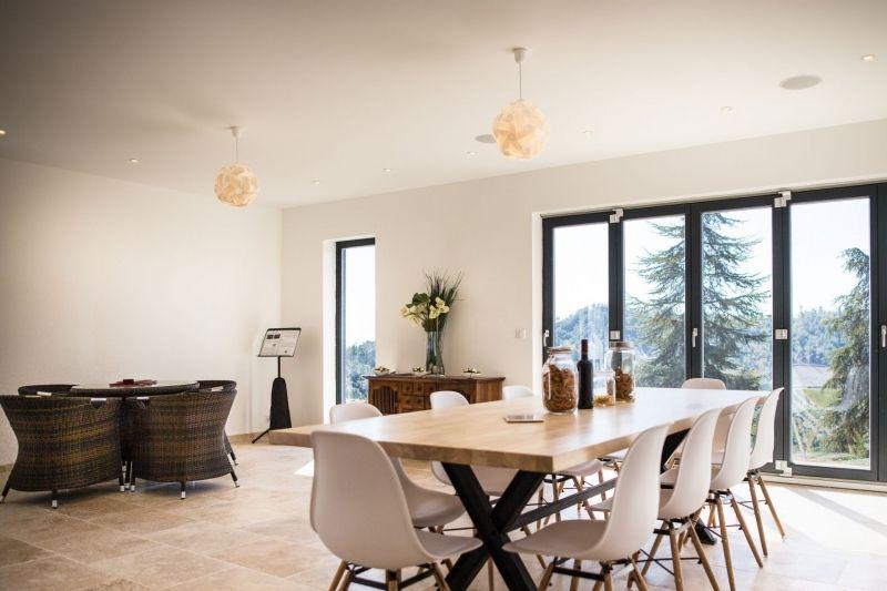 Salle d'activités chambre d'hotes Joannas Ardèche