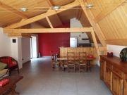 Salon du gîte La Fenière