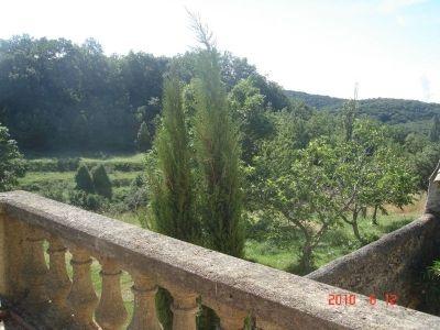 Terrasse Mas d'Eylieux