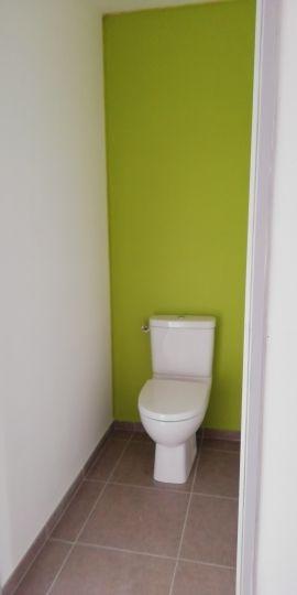 Toilettes indépendants